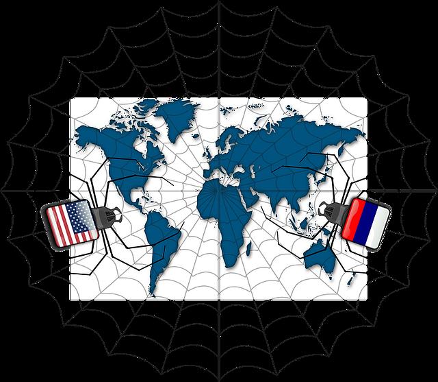 https://pixabay.com/de/spinne-karte-weltkarte-1209598/