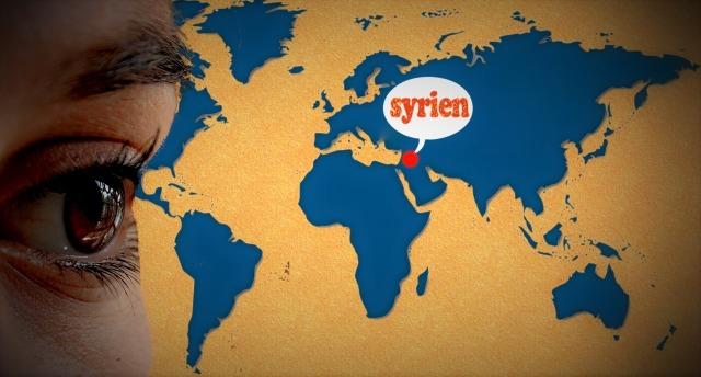 https://pixabay.com/de/frau-auge-weltkarte-syrien-1007603/