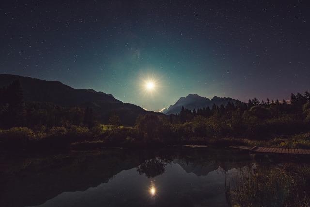 https://pixabay.com/de/mondschein-see-reflexion-nacht-960797/
