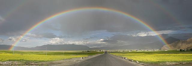 https://pixabay.com/de/chinesisch-tibet-regenbogen-berg-533088/