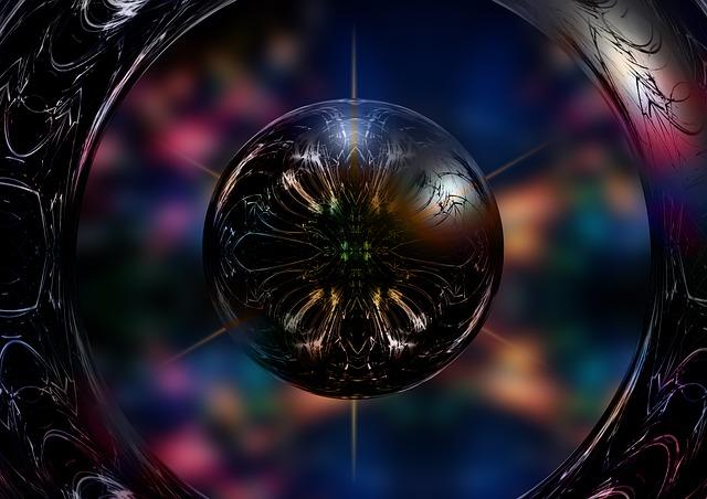 https://pixabay.com/de/kugel-dunkel-d%C3%BCster-glaskugel-rund-420358/