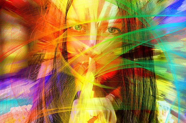 https://pixabay.com/de/frau-gesicht-partikel-wellen-1574177/