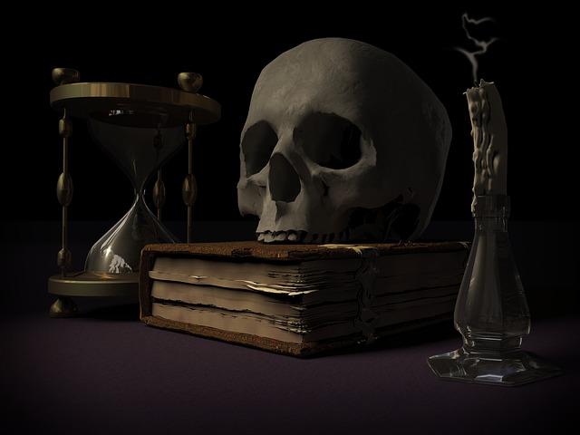 https://pixabay.com/de/sterblichkeit-totenkopf-vanitas-401222/