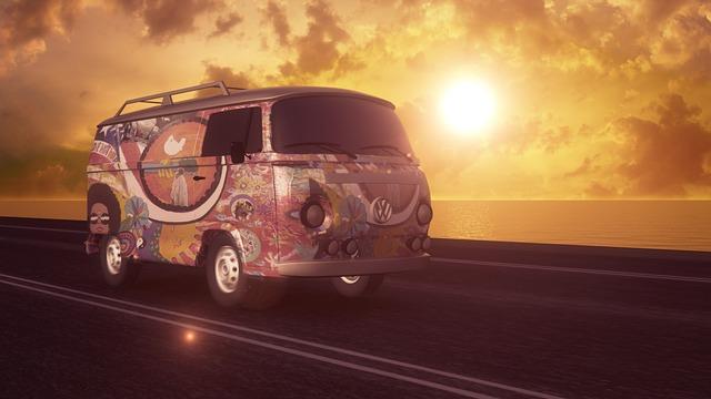 https://pixabay.com/de/hippie-volkswagen-van-vw-reisen-780804/