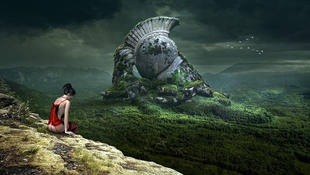 https://pixabay.com/de/fantasy-landschaft-monument-wald-2547367/