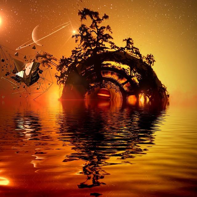 https://pixabay.com/de/plant-sonne-fotomontage-meer-erde-767374/