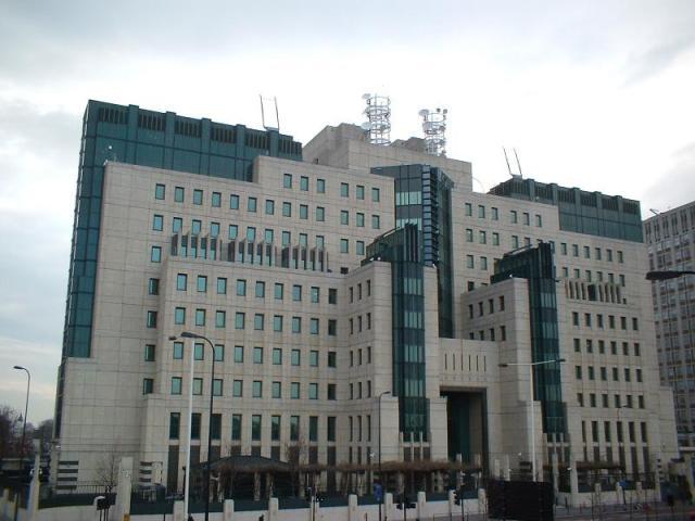 https://commons.wikimedia.org/wiki/File:MI6BuildingVauxhall.jpg#/media/File:MI6BuildingVauxhall.jpg