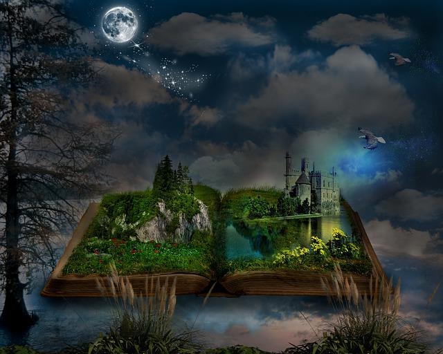 https://pixabay.com/de/buch-manipulation-natur-fantasie-2152349/