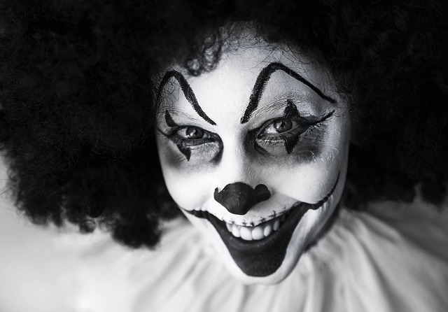 https://pixabay.com/photos/clown-creepy-grinning-facepaint-630883/