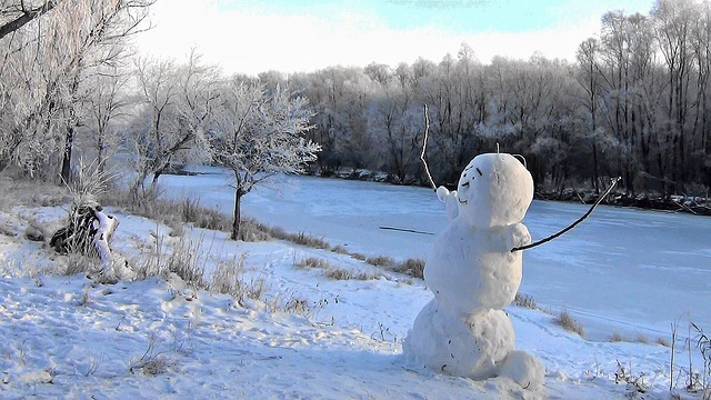 https://pixabay.com/photos/winter-snowman-snow-nature-white-2339529/