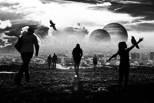 https://pixabay.com/de/photos/planet-erde-menschen-schwarz-wei%C3%9F-3403606/